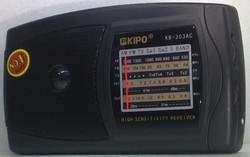 РАДИОПРИЕМНИК с TV -диапазоном  KIPO