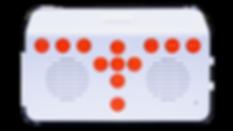 ТФП СОЛО -1 (тифло флешь плеер для слепых и слабовидящих