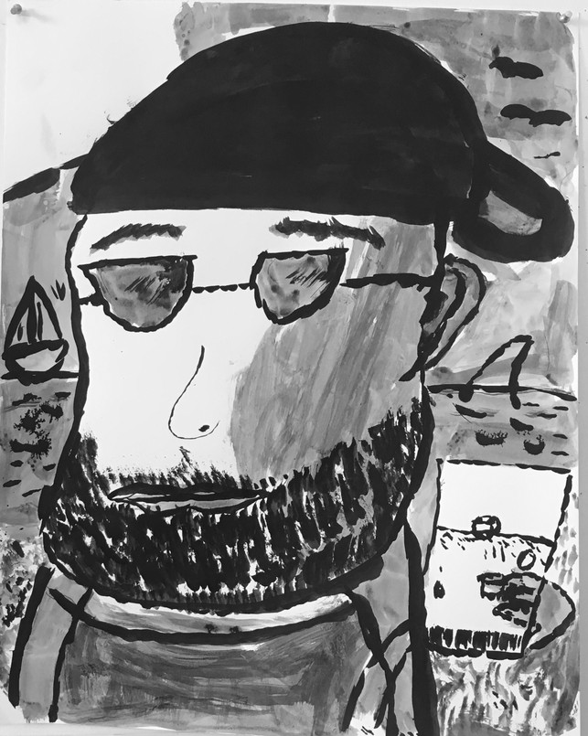 Self-Portrait Assignment