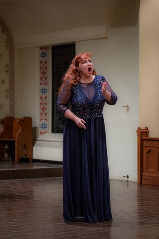 Alla Perchikova, soprano