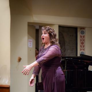 Jacqueline Quirk, soprano