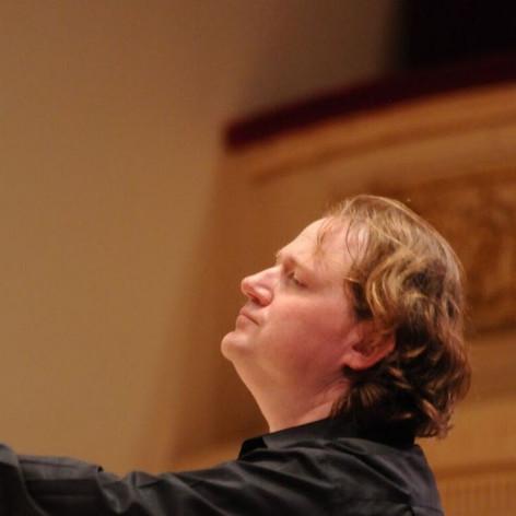 Jason Tramm, conductor
