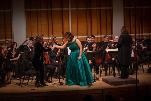 Maria Brea, soprano