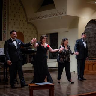Rigoletto quartet