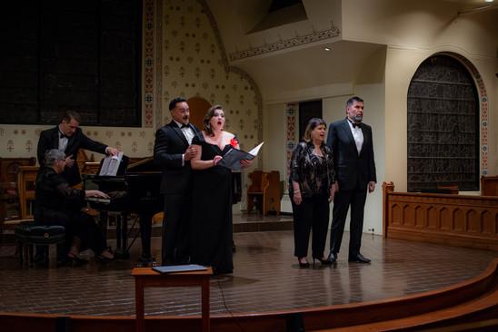 Rigoletto quartet /Maddalena