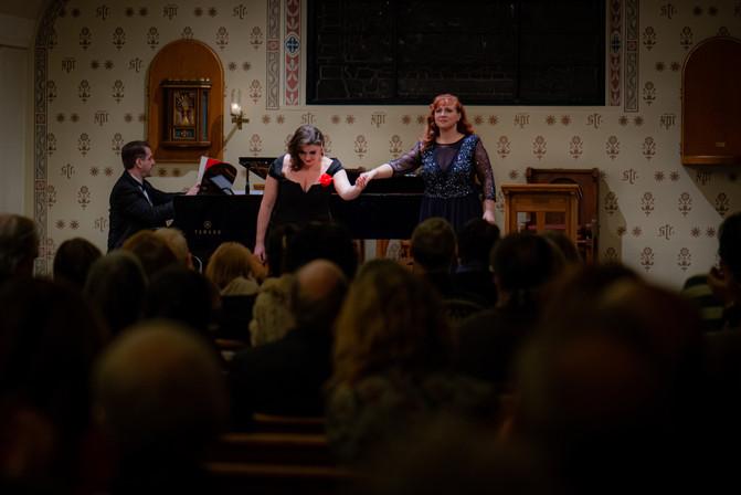 Aida/Amneris duet / Verdi