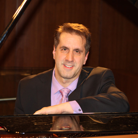 Craig Ketter, pianist