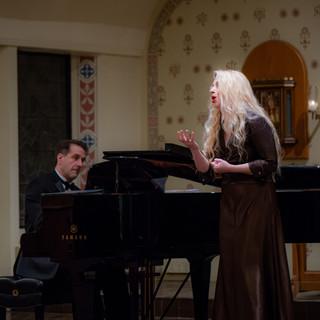 Joanna Parisi,soprano