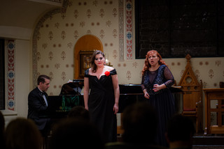 Aida/Amneris duet