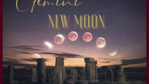 Gemini New Moon – Solar Eclipse #147