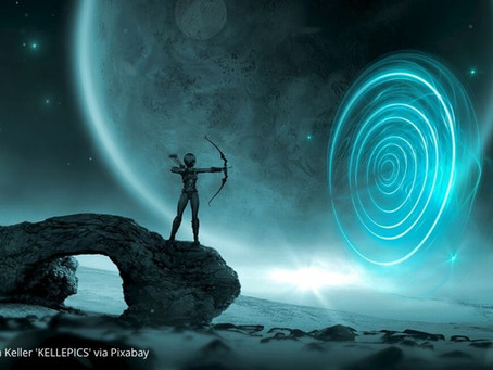 Sagittarius Full Moon Lunar Eclipse