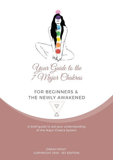 FREE Chakra Guide Pdf Front Cover May 20