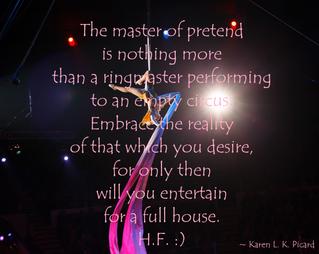 Master of Pretend