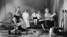 No excuse workouts- Machine free