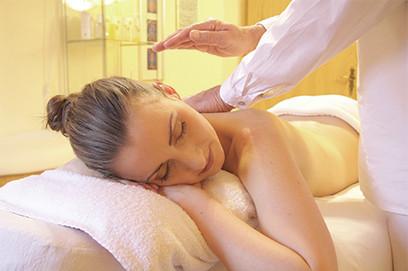 Massage decreases stress levels