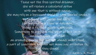 Spirited Dreamer