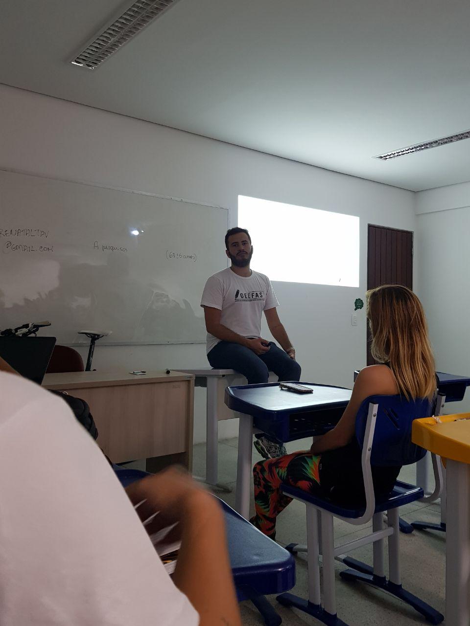"""Reunião """"Escrita Científica"""" 08.05"""