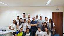 Integrantes do GEEFAS iniciam turma de estudos em língua inglesa