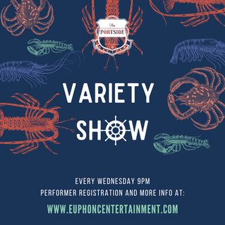 The Portside Variety Show!