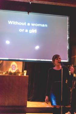 Karaoke at Bimini
