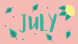 July 2019 Karaoke Song Updates