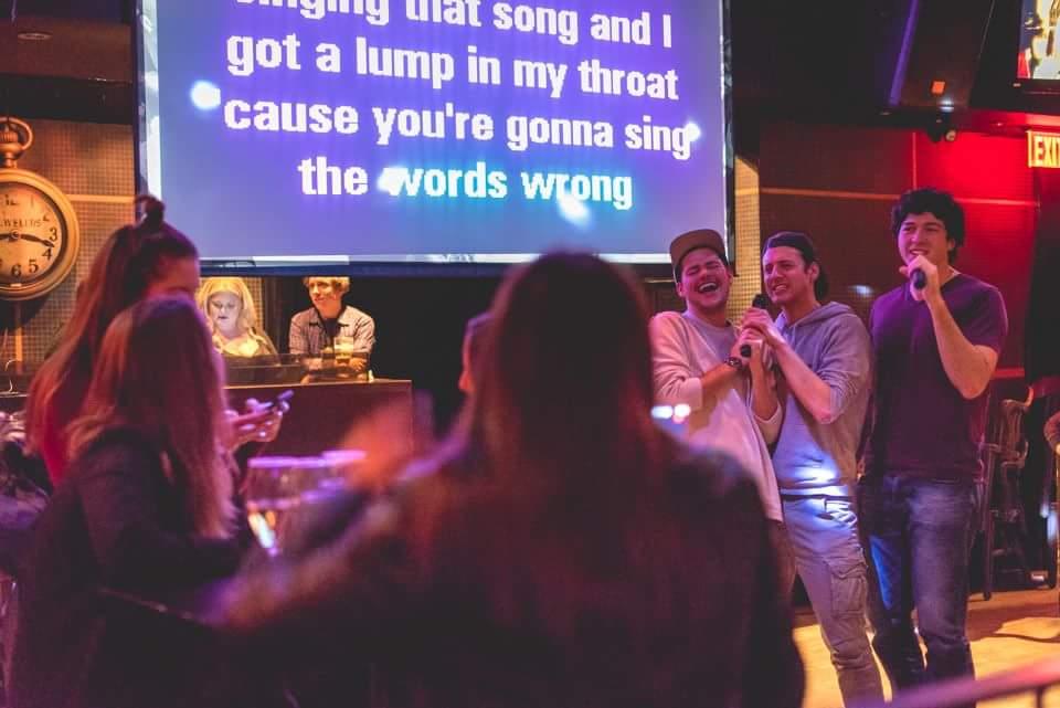 Bimini Karaoke