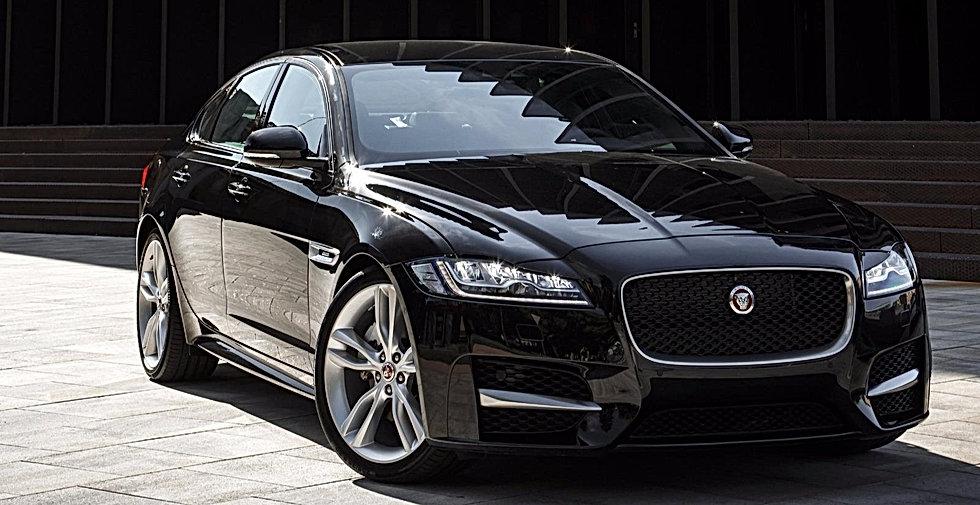 Service de voiture noire