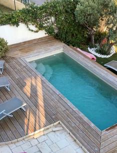 Bulle Zen,Villa de standing avec piscine