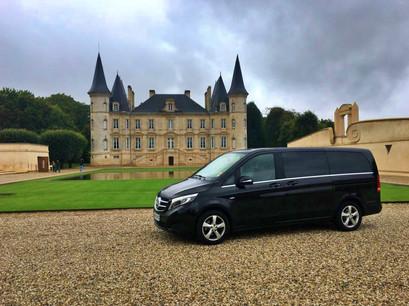VTC Bordeaux Nansouty