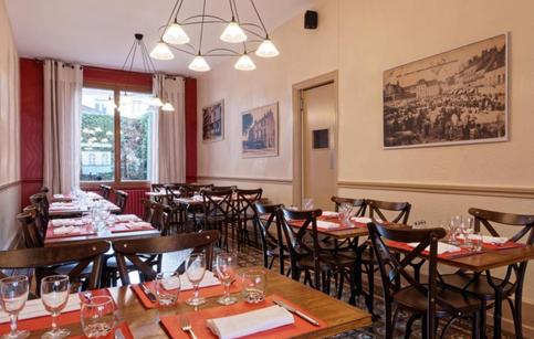 Hôtel Restaurant de la Gare★★★