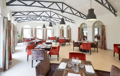 Le Café Vaubandu Castel Maintenon Hôtel & Spa ★★★★