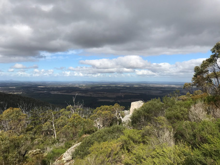Porongurup national park