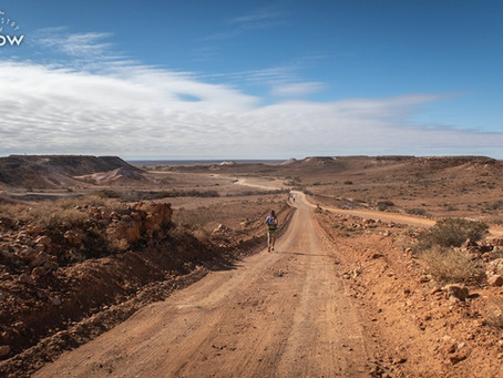 why I put up my hand to manage an outback marathon