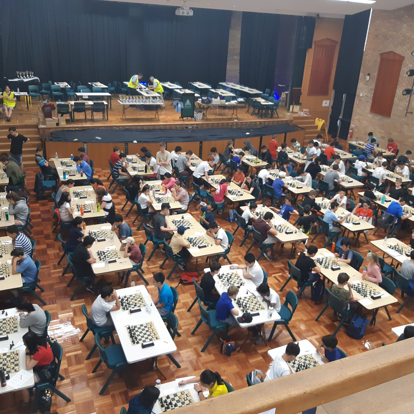 Australian junior chess championships
