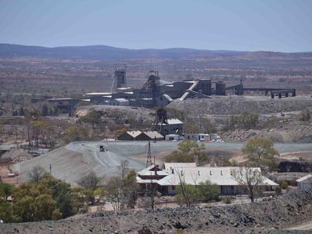 a short break in Broken Hill