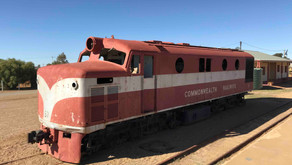 the eclectic Oodnadatta Track
