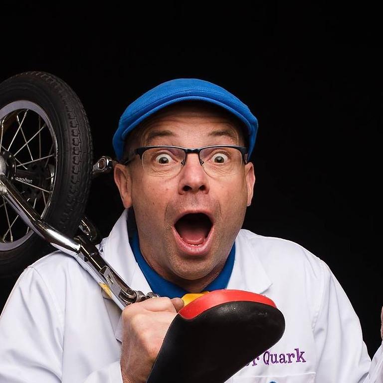 Dr Quark and his Scientific Circus