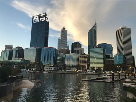 perks to visiting Perth