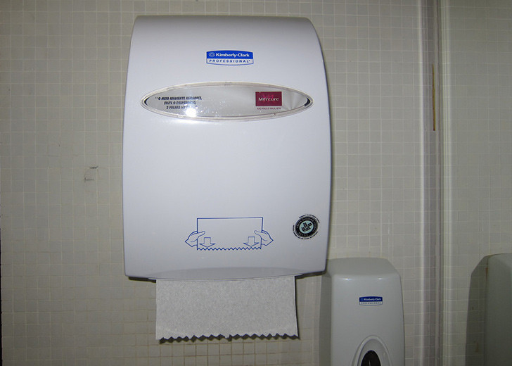 Paper Towels - Drying of Hands