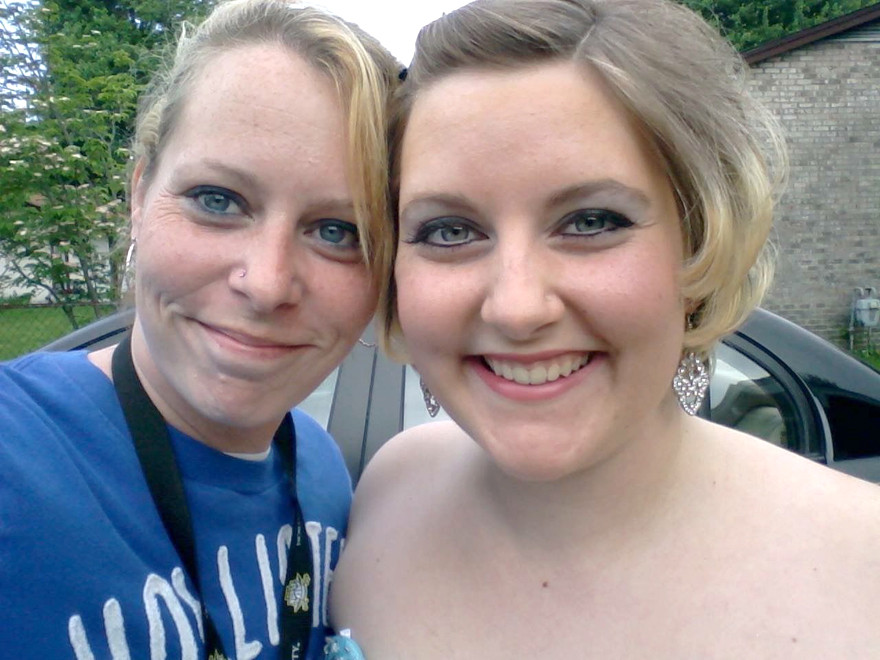 JOLENE BOWMAN, pictured at left, with her daughter, Sommer Melton, died of a drug overdose on July 1, 2015. Under a federal law, the U. S. Attorney's Office prosecuted Luis Aguirre-Jerardo Gill Dewayne Garrett for distributing a controlled substance that resulted in her death. (Photo submitted)