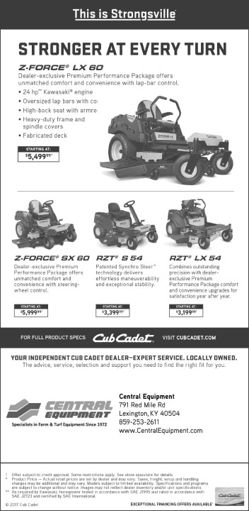 Central-Equipment-Cub-Cadet