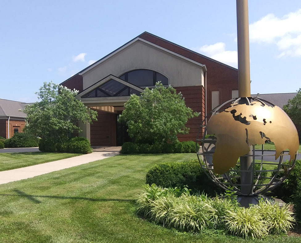 KING'S WAY CHURCH is the epicenter of a recent outbreak of COVID-19, with 41 positive cases traced to a June 27 service. More than 70 percent of those testing positive were unvaccinated, according to Woodford Public Health Director Cassie Prather. (Photo by John McGary)