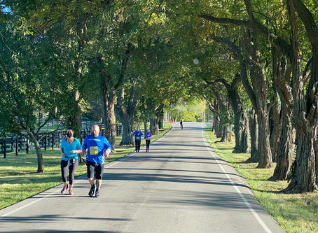 RunTheBluegrass brings 1,000 to Woodford County
