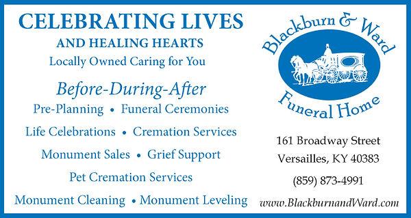 Blackburn and Ward County wide Blue 2020