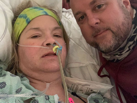 Versailles woman recovering after five-organ transplant