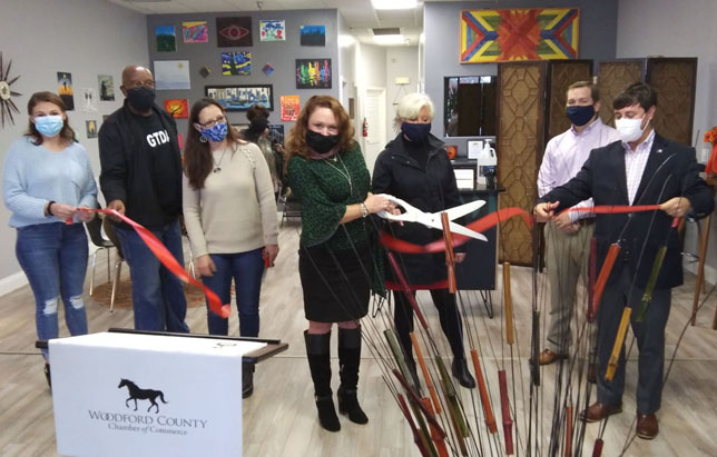 Behavioral ribbon cutting