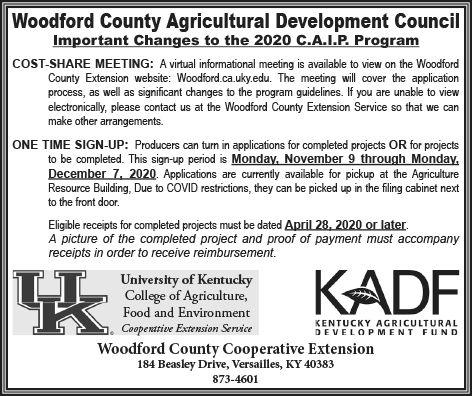 Agricultural Development Council 11-19-2