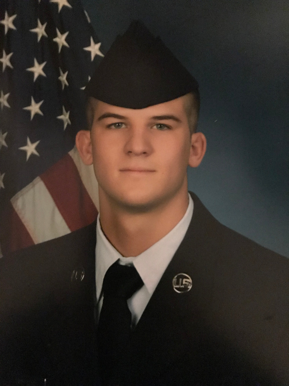 WCHS GRADUATE JOEY ROBERTS is training in Colorado Springs, Co. for a spot on the Air Force wrestling team. (Photo submitted)