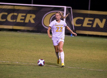 WCHS grad Jessie Turner earns All-American honors at Centre College