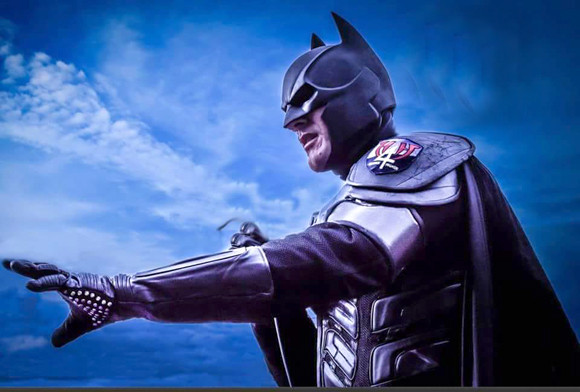 BATMAN will make an appearance at Summer Reading kickoff parties on Friday, June 1, at the Woodford County Library in Versailles and Midway Branch Library. (Photo submitted)
